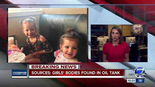 Chris Watts case- Sources say bodies of 2 daughters concealed inside oil…
