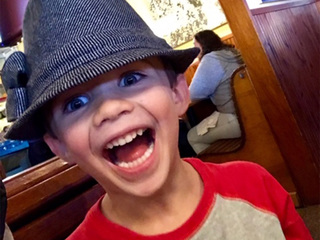 Boy, 5, dies after 17 days with rare cancer