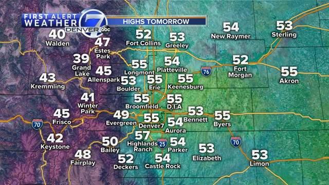Denver, CO Radar and M...