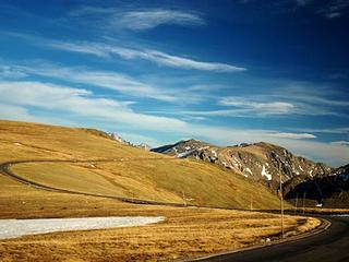 Trail Ridge Road at RMNP closes for the season