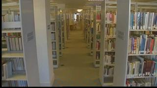 Library-goers can check out high-speed internet