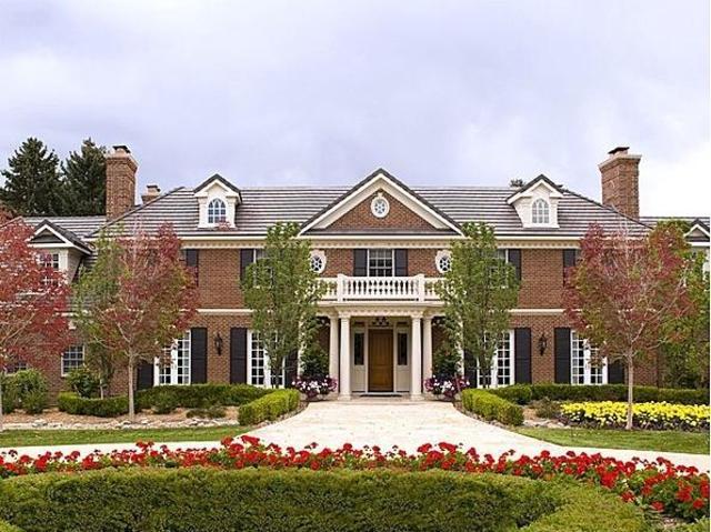 Peyton Manning's Denver house