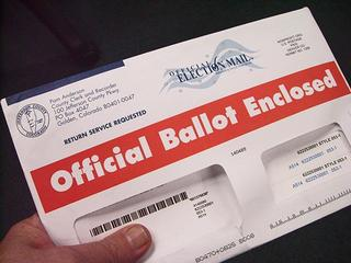 June 28 primary ballots mailed to voters Monday