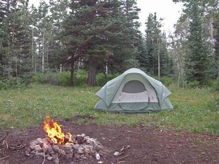Some CO parks require reservations for camping