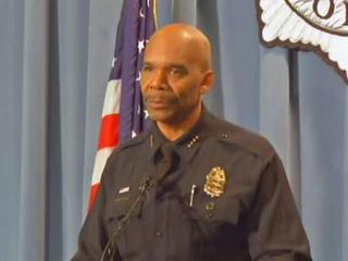 Denver Police Chief attends Indianapolis forum