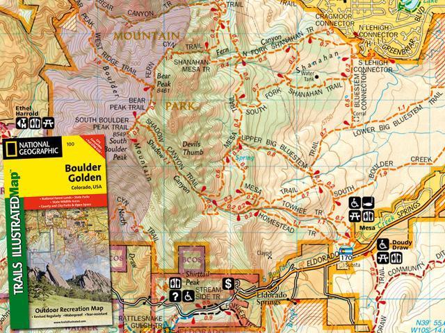 Get Outside Climbing South Boulder Peak Denver7 TheDenverChannelcom