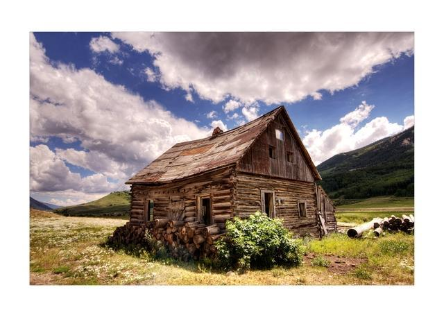 Most beautiful places in colorado part 1 v1 weather gallery for Cabins near crested butte co