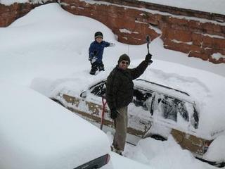 Denver's top 20 worst snowstorms
