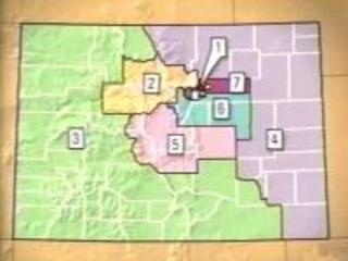 Congressional districts could change after vote