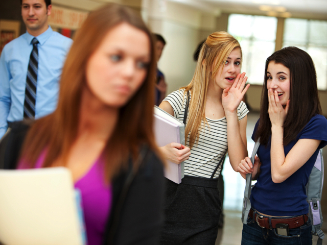 the negative effects experienced by teenage victims of bullying