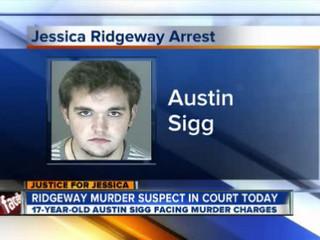 DNA, confession in Jessica Ridgeway case