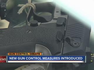 Dems propose new gun control measures
