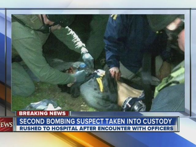 Rest easy Boston: Bombing supsect caught