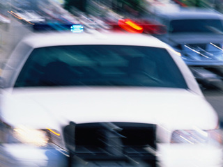 Elderly woman leads Wyoming police on car chase