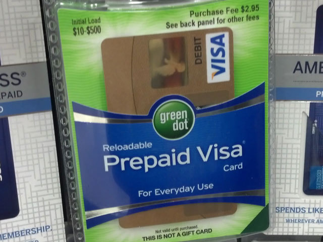 pre paid card scam resurfaces in parker denver7 thedenverchannelcom - Green Dot Prepaid Visa Card