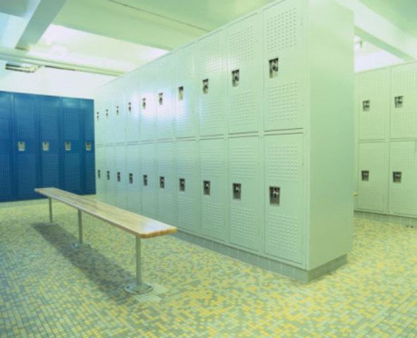 Box of ammunition found in Turner Middle School locker room in ...