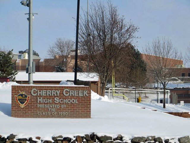 Smoke forces brief evacuation at Cherry Creek High School's west