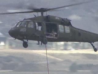 National Guard trains in Denver