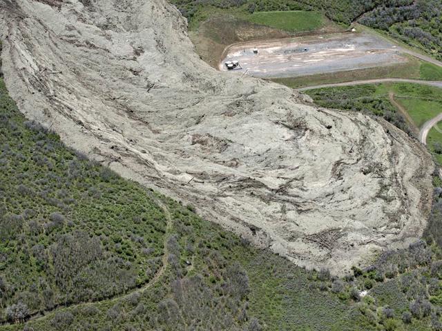 Collbran mudslide 3