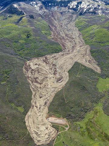 Collbran mudslide 5