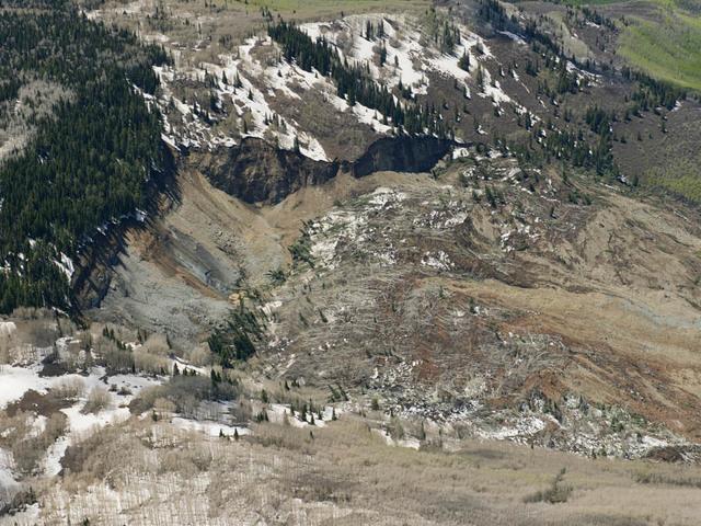 Collbran mudslide 9