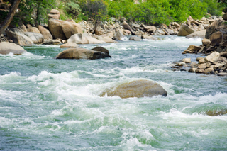 Body found in Arkansas River in southern Colo.