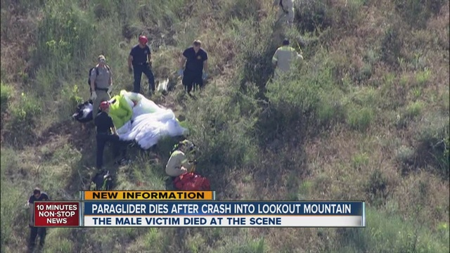 North Park Lincoln >> Paraglider dies in crash near Lookout Mountain - Denver7 TheDenverChannel.com