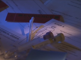Inside the lab: Rape kit analysis underway