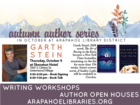 Autumn Author Series