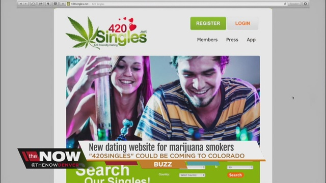 Marijuana dating site
