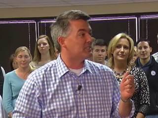 Gardner elected to Senate GOP leadership team