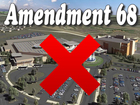 Racetrack gambling amendment fails