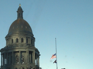 Flags to be lowered for Colorado Springs victims