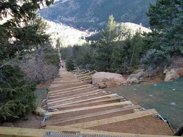 Merveilleux Manitou Incline: A Good Challenge For Colorado Hikers, Walkers And Fitness  Fanatics