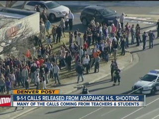 Arapahoe High 2013 shooting 911 calls released