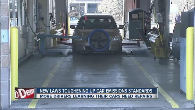 U0027Check Engineu0027 Light Could Make You Automatically Fail Your Next Colorado  Car Emissions Test   Denver7 TheDenverChannel.com
