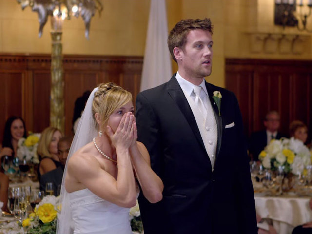 Couples Are Thrilled When Maroon 5 Crashes Weddings For
