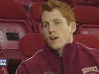 David Carle takes over as hockey coach at DU