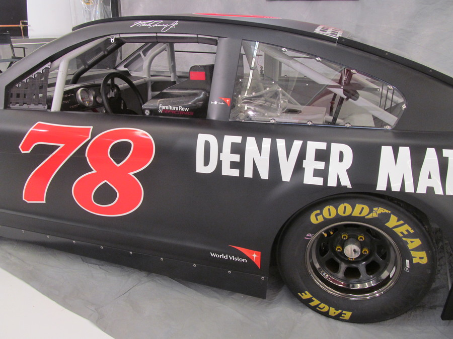 Check this out 12 secrets of the furniture row nascar garage in check this out 12 secrets of the furniture row nascar garage in denver denver7 thedenverchannel solutioingenieria Images