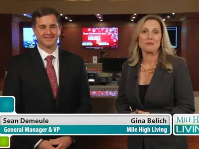 Mile High Escapes: Gaming at Ameristar