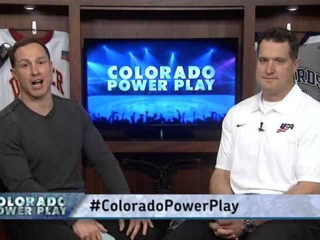 Colorado Power Play: Episode 3 with Ken Klee, head coach of U.S. Women's…