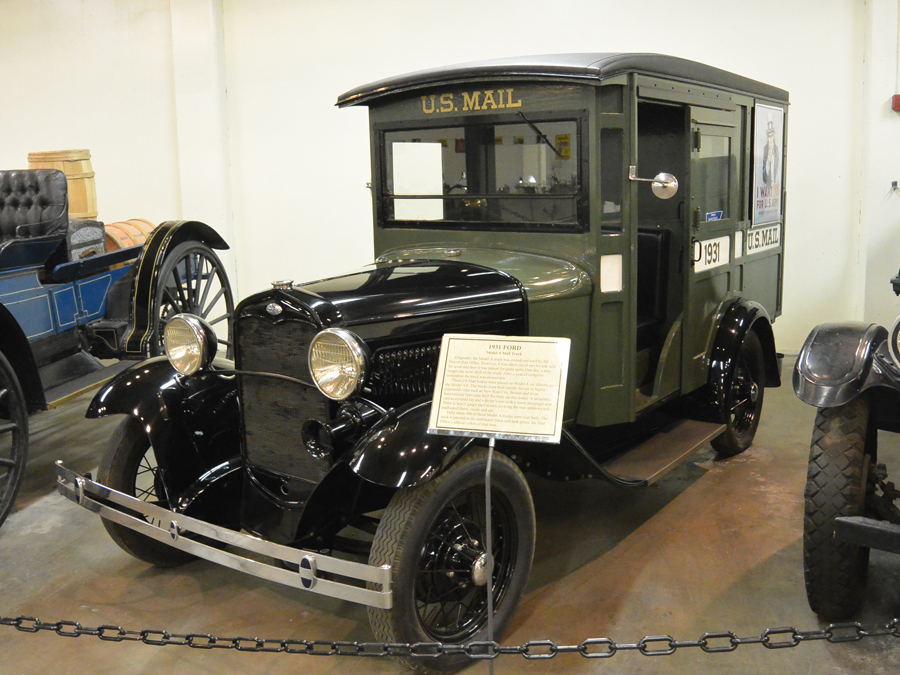 Forney Museum of Transportation: Classic cars, motorcycles, steam ...