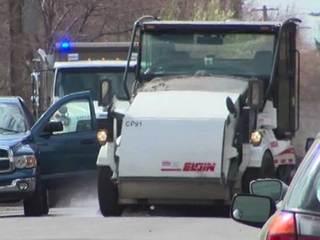 Denver street sweeping begins again Tuesday