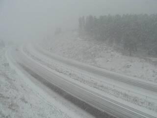 I-70 issues travel advisory ahead of Colo. snow