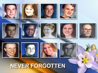 Thursday marks anniversary of Columbine