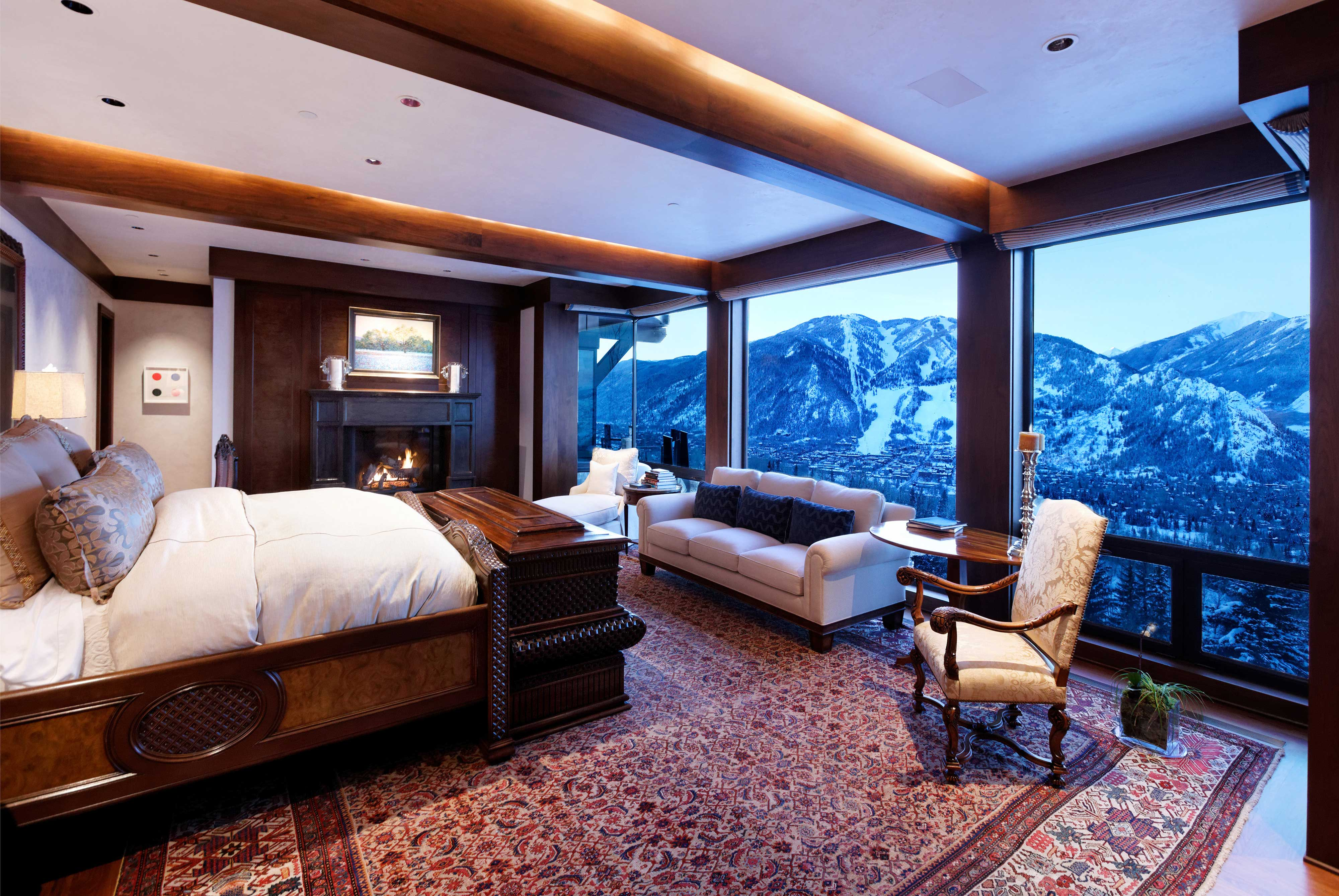 Extreme Homes of Colorado: See Aspen\'s Summit House, at the top of ...
