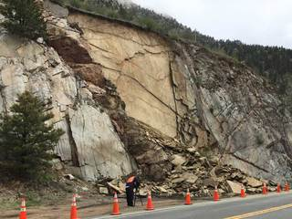 I-70 to close for rockslide mitigation
