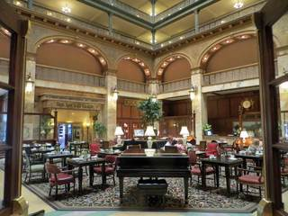 9 secrets of the Brown Palace Hotel