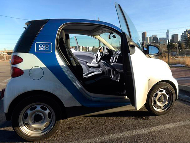 Car2go Says Surge Of Vehicles In Denver Neighborhood Is Because Of