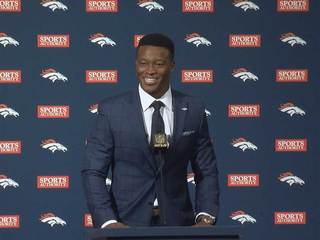 Broncos' Wolfe, DT expect to play this Sunday